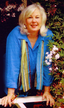 Suzanne Etienne at her studio